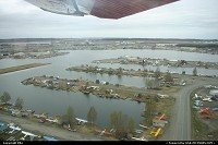 Anchorage : Lake Hood, close to the International Airport. Seaplane base in Anchorage