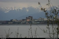 Photo by elki | Anchorage  skyline, glacier
