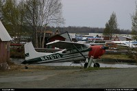Photo by elki | Anchorage  plane, cessna