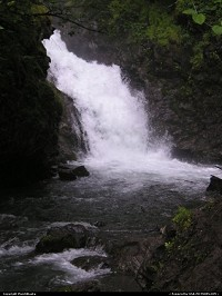 Eagle River : Thunderbird Falls