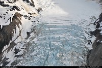 Not in a City : From the icefields of the St. Elias Mountains a glacier starts its descent and ends into Glacier Bay. It takes dozens and sometimes hundreds of years before such ice mass reach the coast of the bay. For more webgalleries: www.alaska-editions.nl