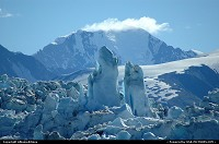 Photo by Albumeditions | Not in a City  Alaska, Glacier, Hubbard Glacier