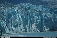 Not in a City : The towering face of Hubbard Glacier (Yakutat Bay-Alaska). For the complete webgallery: www.alaska-editions.nl