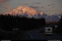 Photo by Albumeditions | Not in a city  Alaska Sunset