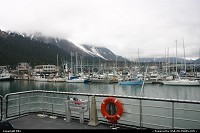 Alaska, Seward Harbor, gateway to fantastic cruises in the wild