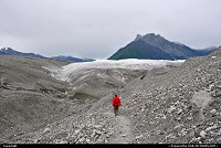 Alaska, Wrangell-St.Elias National Park, Alaska offer unparalleled hiking opportunities! For more Alaska webgalleries and background information: www.alaska-editions.com