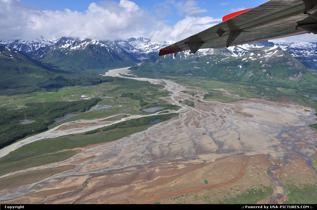 Picture by Albumeditions:  Alaska Katmai  Katmai, Nature