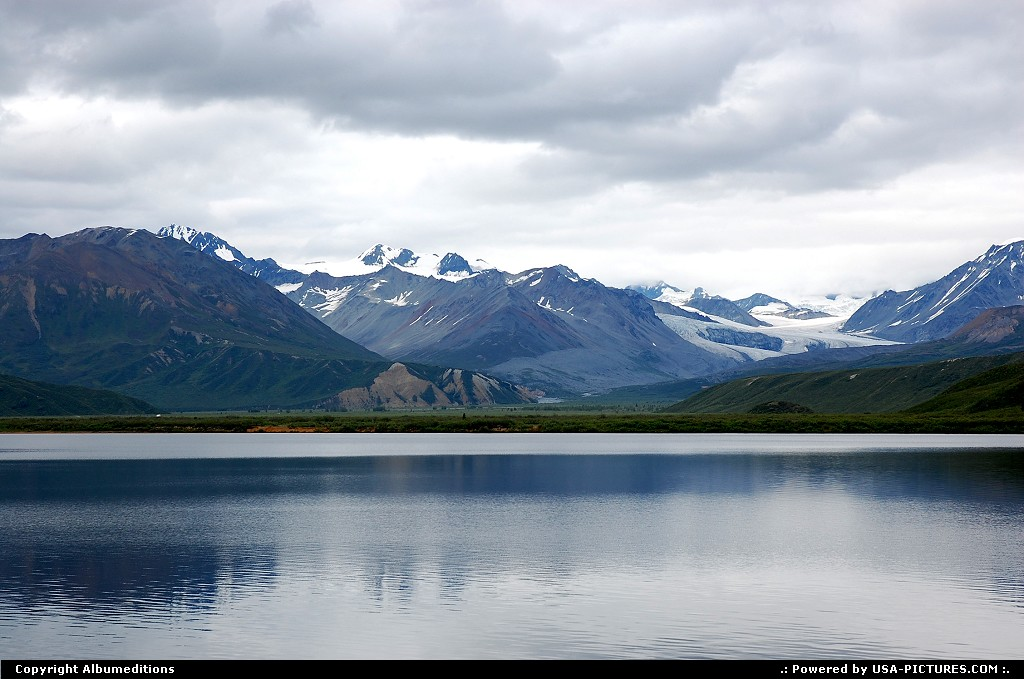 Picture by Albumeditions: Not in a City Alaska   Alaska, Landscape, Nature