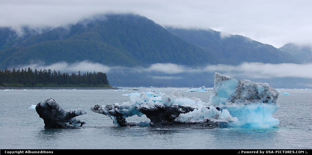Picture by Albumeditions: Not in a City Alaska   Alaska, Prince William Sound