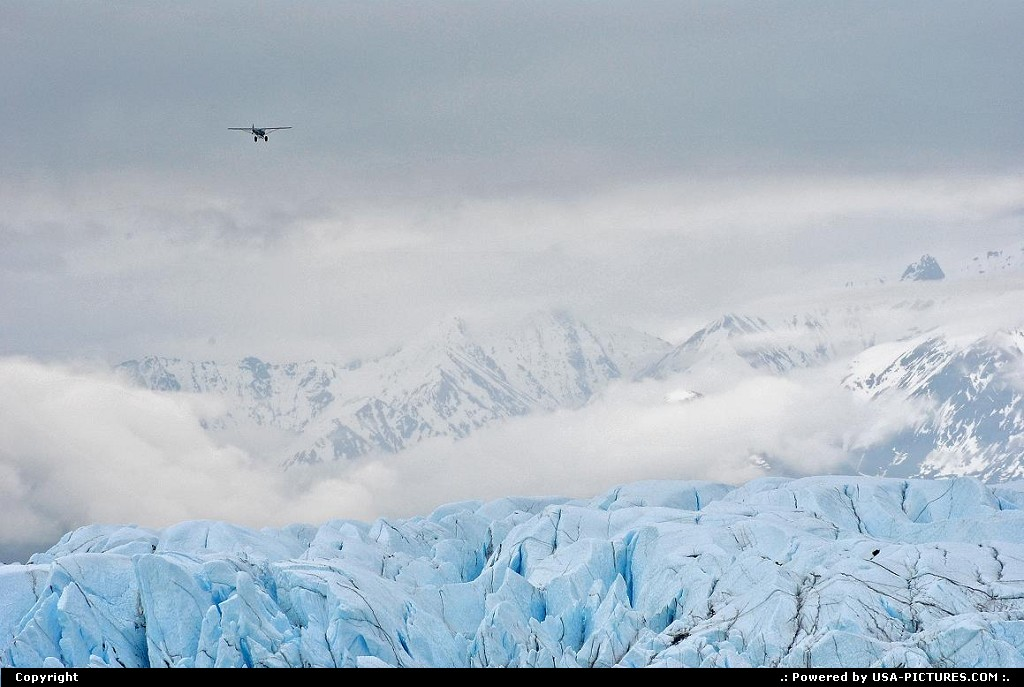 Picture by Albumeditions: Not in a City Alaska   Alaska, Landscape, Glacier