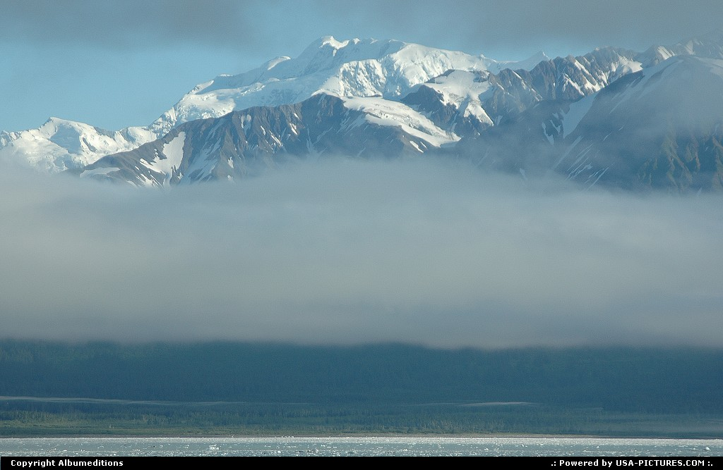 Picture by Albumeditions: Not in a City Alaska   Alaska Yakutat Bay