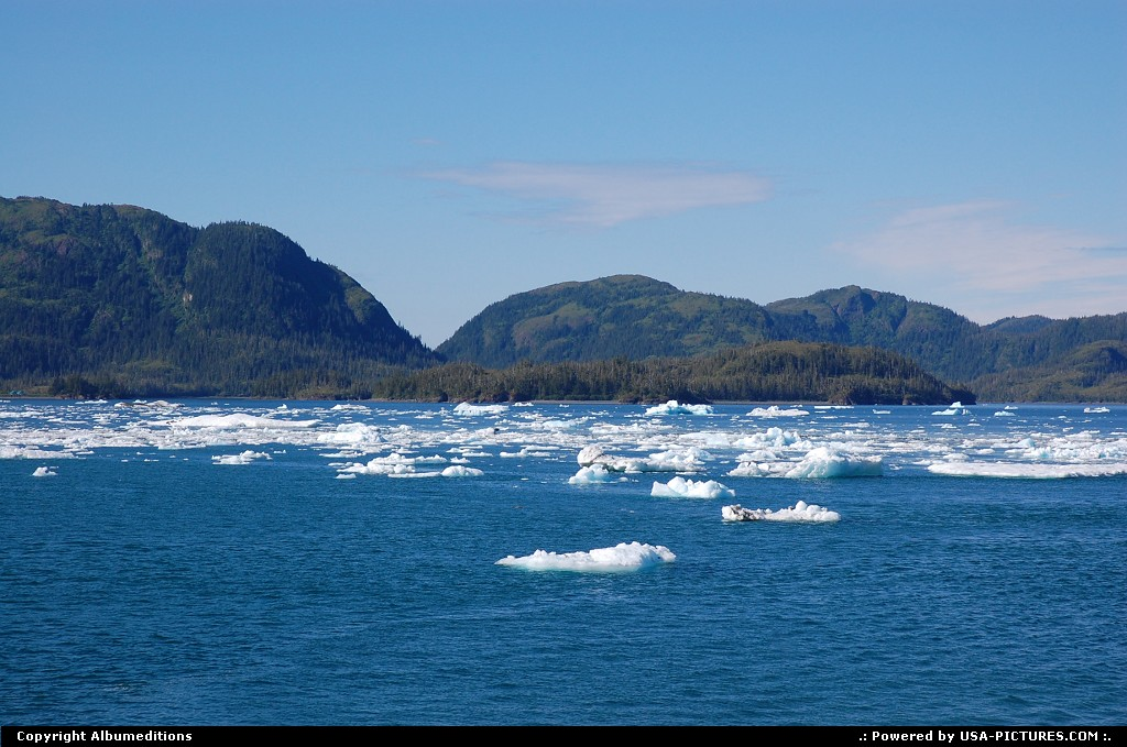 Picture by Albumeditions:Not in a CityAlaskaAlaska, Prince William Sound