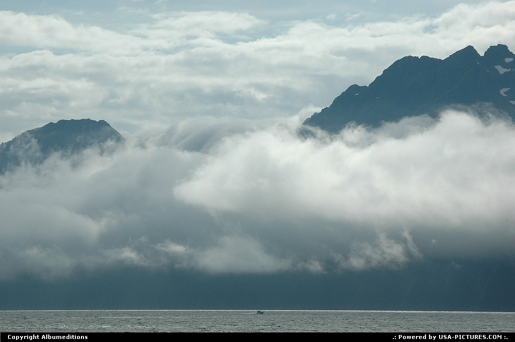 Picture by Albumeditions: Not in a City Alaska   Alaska, Kenai Fjords NP