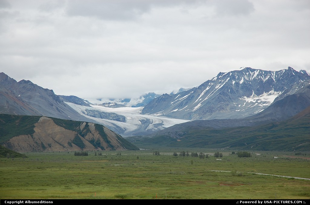 Picture by Albumeditions:Not in a cityAlaskaAlaska