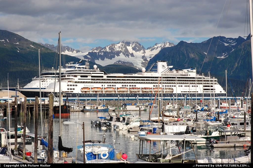 Picture by Albumeditions: Seward Alaska   Alaska, Cruise