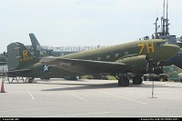 The DC3 Dakota, C47 because of military version.