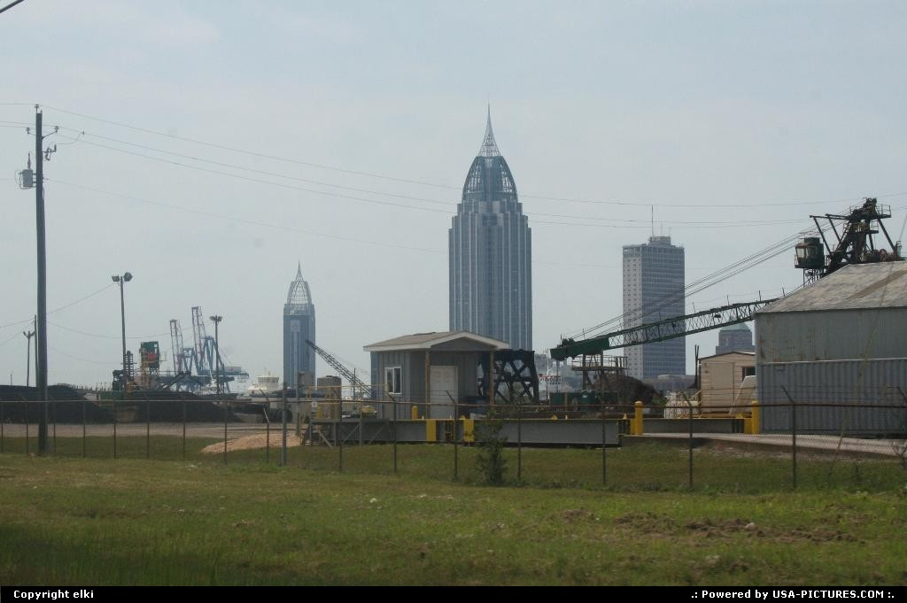 Picture by elki: Mobile Alabama   mobile alabama
