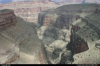 The Canyon from the Helicopter