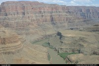 Photo by elki |  Grand Canyon canyon, helicopter