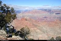 Grand Canyon NP, south rim.