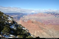Photo by airtrainer |  Grand Canyon grand, canyon, colorado, river, snow