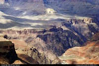 Grand Canyon : Grand Canyon NP, from the south rim...