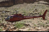 Grand Canyon national park: Landing to the bottom of the canyon