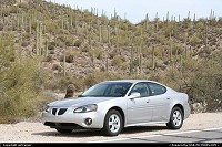 Arizona, Quite often when you reserve a small car the agent will offer you a