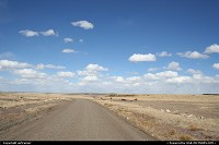 Photo by airtrainer | Hors de la ville  unpaved road