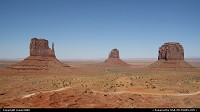 Monument Valley Navajo Tribal Park - the self-drive loop.