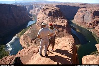 Horseshoe Bend. Maybe the most exciting point, will you dare ?