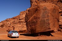Monument Valley. How big is this rock !