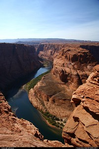 Horseshoe Bend. Something you can't miss if you travel around Page !