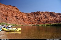 Photo by airtrainer | Not in a City  colorado, lees ferry, river