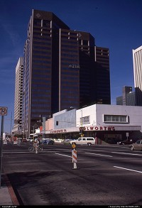 Part of downtown Pheonix.