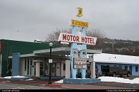 Photo by airtrainer | Williams  motel, route 66, Williams