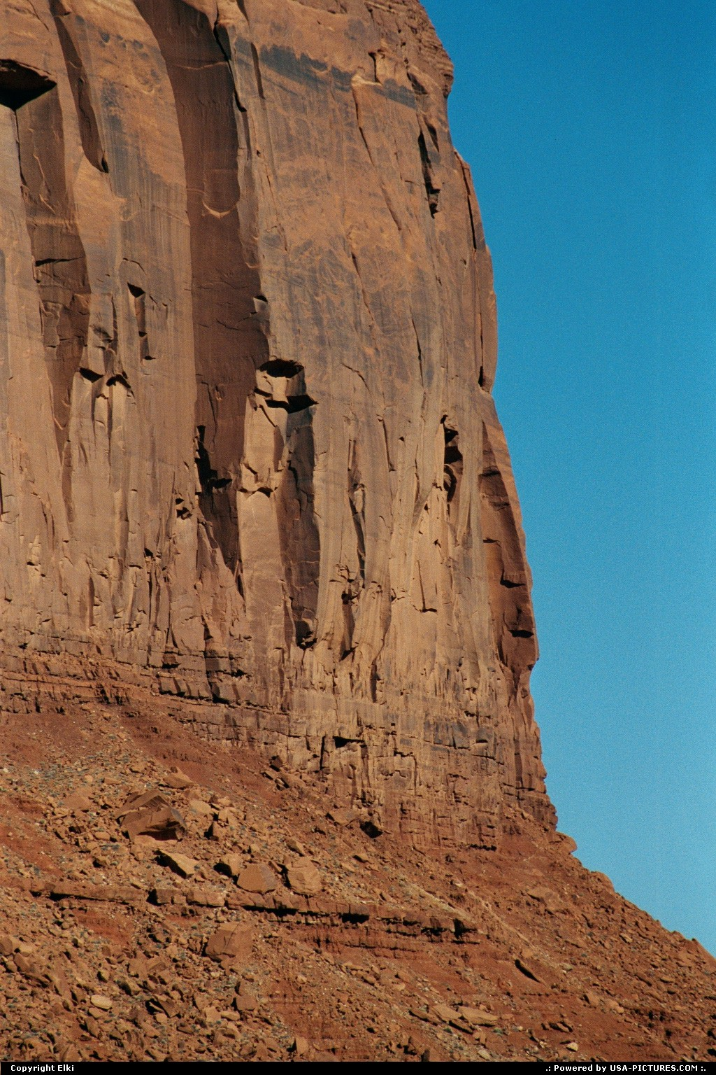 Picture by elki:  Arizona   rock, rocks