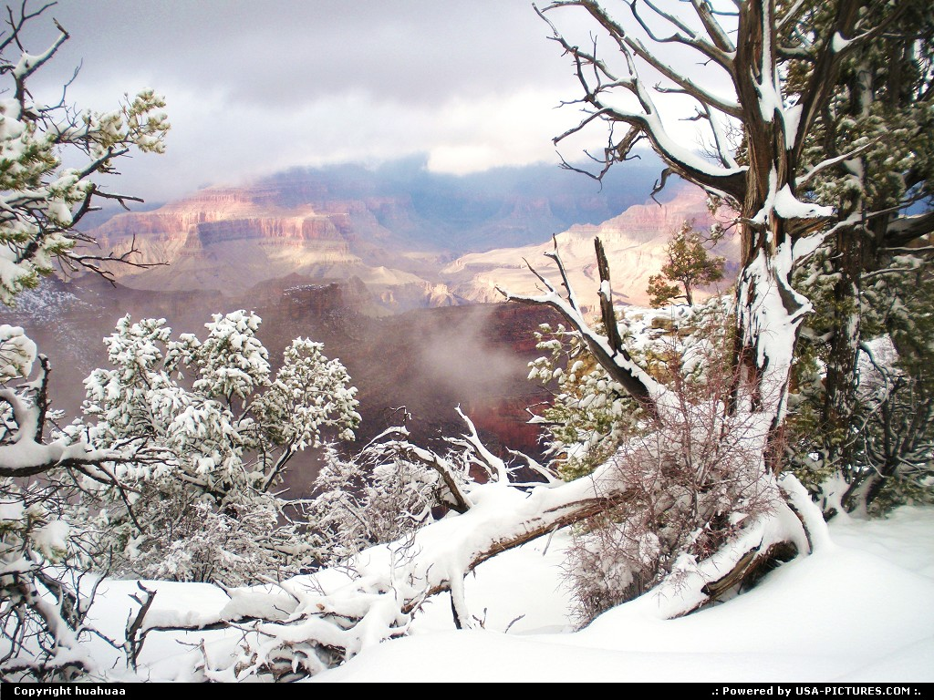Picture by huahuaa:  Arizona Grand Canyon
