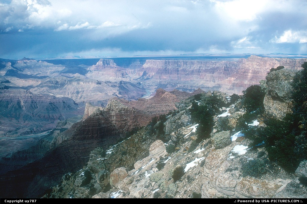 Picture by uy707:  Arizona Grand Canyon