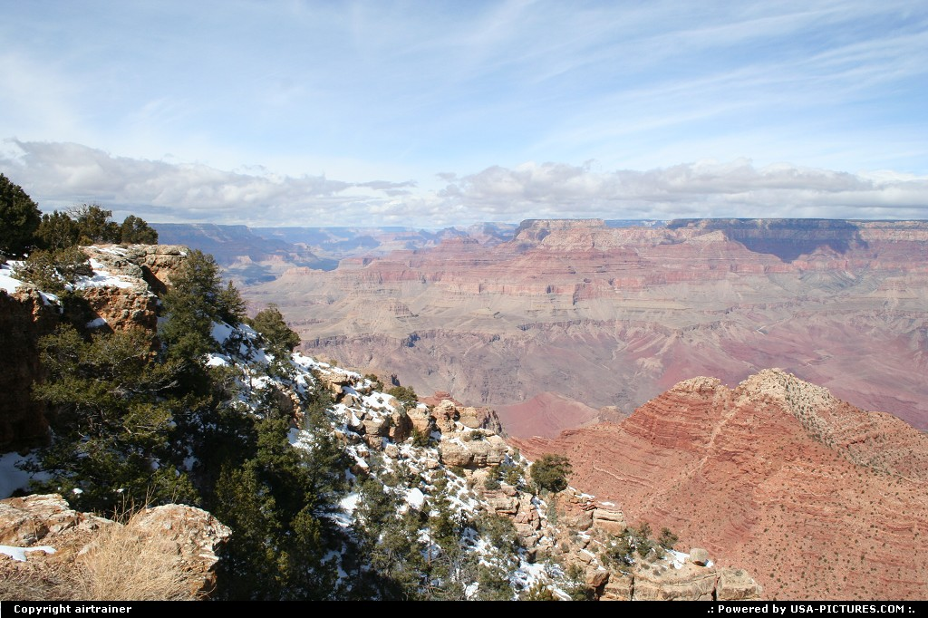 Picture by airtrainer:  Arizona Grand Canyon  grand canyon