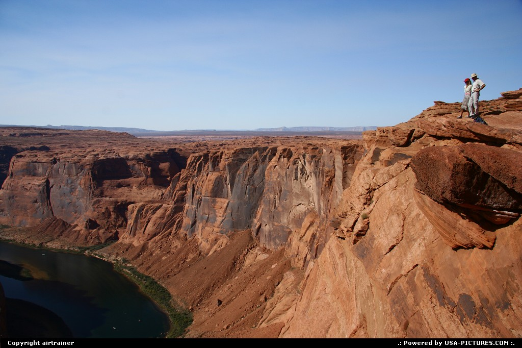 Picture by airtrainer:Not in a CityArizonahorseshoe bend, colorado