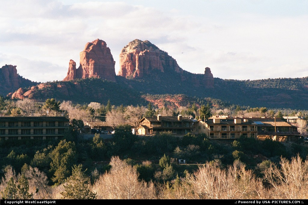 Picture by WestCoastSpirit: Sedona Arizona   rock, red rock, cliff