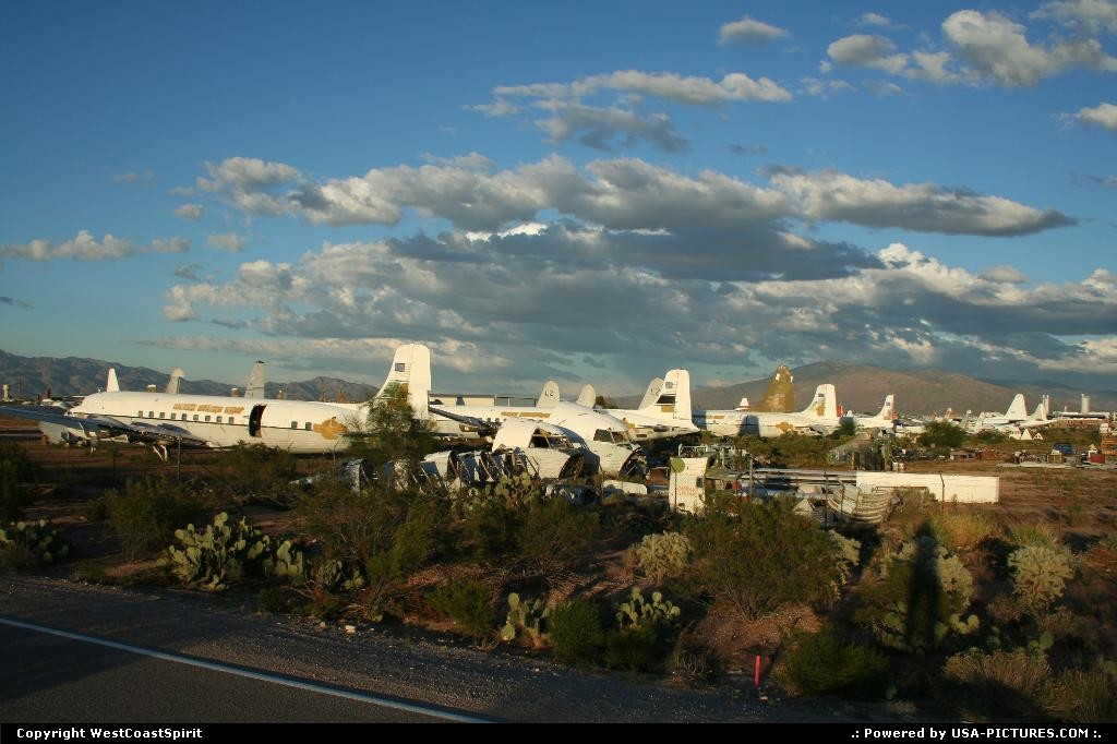 Picture by WestCoastSpirit: Tucson Arizona   plane, aircraft, airship, navy, airforce