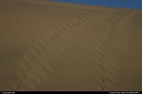 Photo by elki |  Death Valley Death Valley Vallée de la mort sand dunes