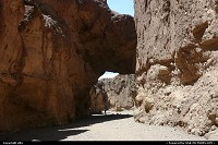 Photo by elki |  Death Valley natural bridge Death Valley