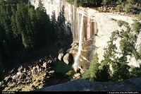 Photo by elki |  Yosemite waterfall