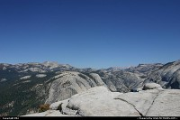 Photo by elki |  Yosemite hike, extreme hike