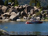 Big Bear Lake : Relaxing - Californian style!