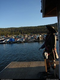 Big Bear Lake :