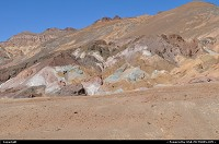 Photo by elki |  Death Valley death valley artist palette